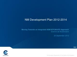 NM Development Plan 2012-2014