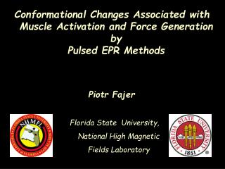 Florida State  University, National High Magnetic Fields Laboratory