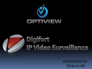 Digifort IP Video Surveillance