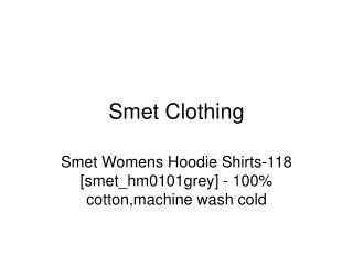 Smet Clothing
