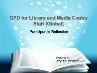 CPD for Library and Media Centre Staff (Global)