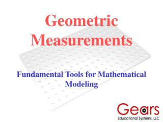 Geometric  Measurements