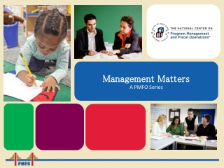 Management Matters A PMFO Series