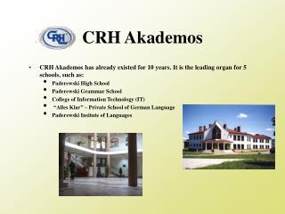 CRH Akademos