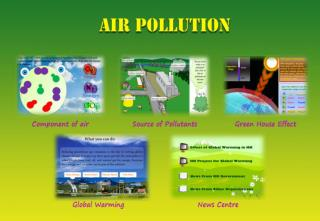 Do you know what is air pollutant? Let's click in the air pollutants to discover    more!