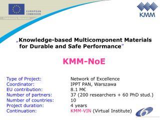 KMM-NoE