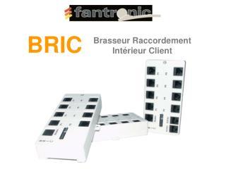Brasseur Raccordement Int é rieur Client
