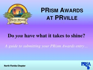 PRism  Awards at  PRville