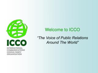 Welcome to ICCO