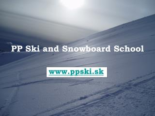 PP Ski and Snowboard School