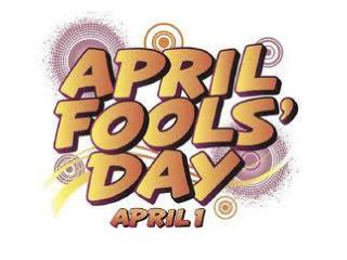 What is April fools day?