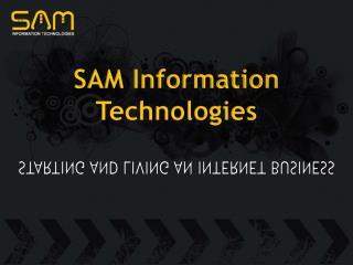 SAM Information Technologies