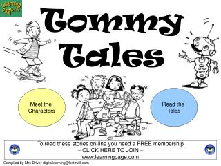 Tommy Tales