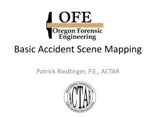 Basic Accident Scene Mapping
