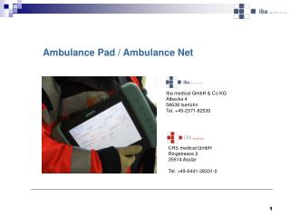 Ambulance Pad / Ambulance Net