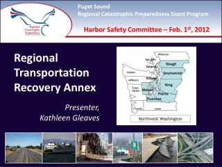 Regional Transportation Recovery Annex