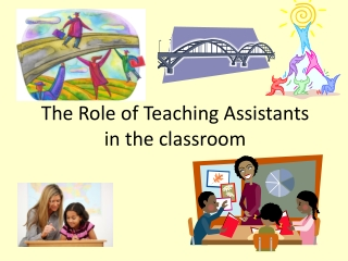 The Role of Teaching Assistants in the classroom