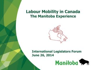 Labour Mobility in Canada  The Manitoba Experience