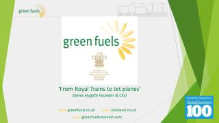 greenfuels.co.uk         biodiesel.co.uk  greenfuelsresearch