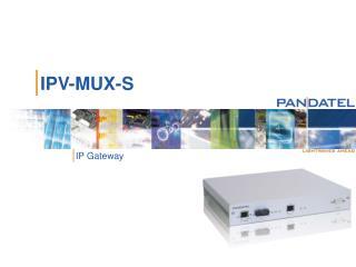 IPV-MUX-S