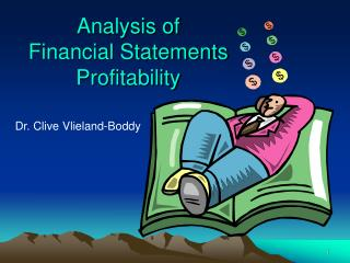 Analysis of  Financial Statements Profitability