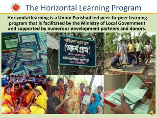 The Horizontal Learning Program