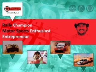 Rally  Champion Motor Sports  Enthusiast Entrepreneur