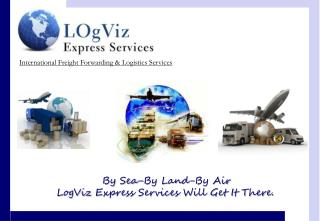 International Freight Forwarding & Logistics Services