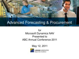 Advanced Forecasting & Procurement
