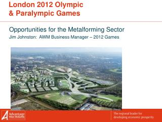 London 2012 Olympic  & Paralympic Games