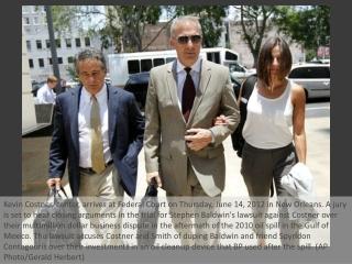 Costner wins Baldwin lawsuit
