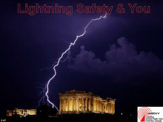 Lightning Safety & You