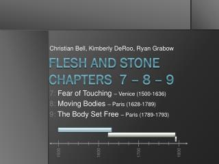 Flesh and Stone Chapters  7 – 8 – 9