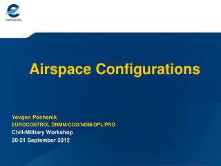 Airspace Configurations