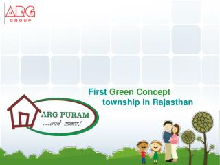 First  Green Concept       township in Rajasthan