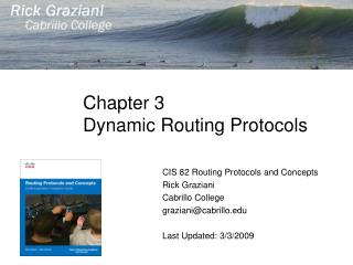Chapter 3 Dynamic Routing Protocols