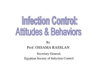 Infection Control: