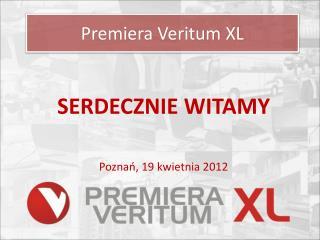 Premiera Veritum XL