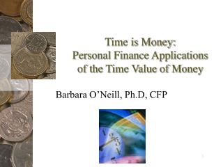Time is Money:  Personal Finance Applications  of the Time Value of Money