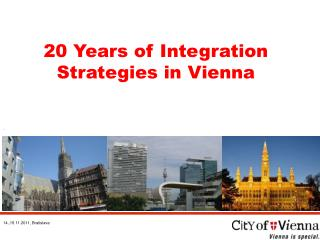 20 Years of Integration Strategies in Vienna
