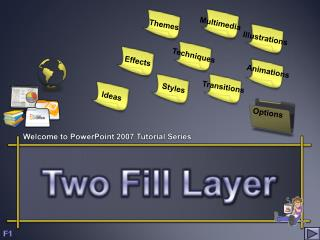 Two Fill Layer