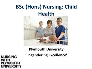 Plymouth University 'Engendering Excellence'