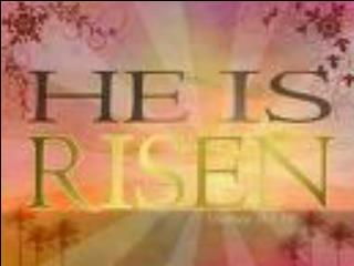 What Does Easter Mean For You? John 20: 1-18