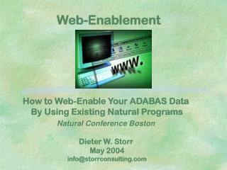 Web-Enablement