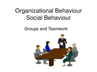 Organizational Behaviour Social Behaviour