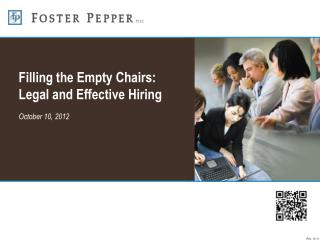 Filling the Empty Chairs: Legal and Effective Hiring