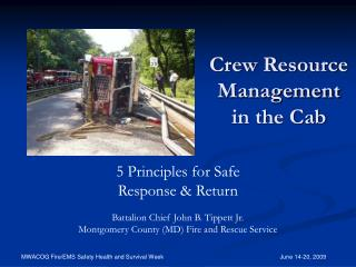 Crew Resource Management in the Cab