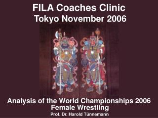 FILA Coaches Clinic  Tokyo November 2006