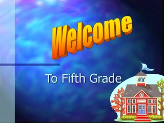 Fifth Grade State Report