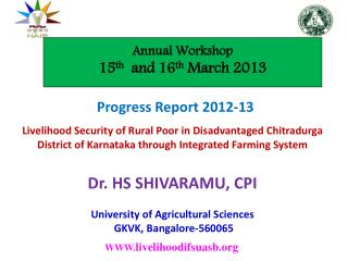 Progress Report 2012-13
